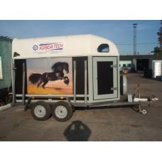КРД-050112 Прицеп батман для перевозки лошадей