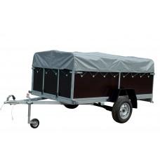 КРД-050125-40 борта и пол из ламинированной фанеры (цены уточнятйте у менеджеров)