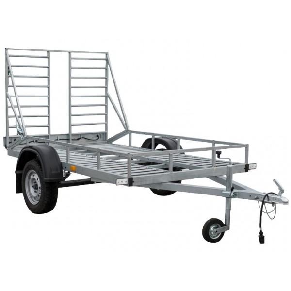 КРД-050150 Прицеп для перевозки квадрациклов оцинкованный (цены уточнятйте у менеджеров)